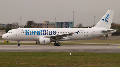 SU-KBD - Airbus A320-214 - Koral Blue Airlines
