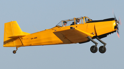 VH-IWD - Nord 3202 - Private