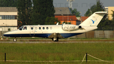 I-LVNB - Cessna 525A CitationJet 2 - Aliven
