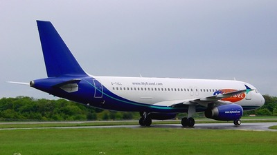 G-TICL - Airbus A320-231 - MyTravel Airways