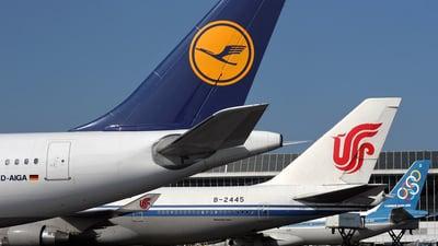 D-AIGA - Airbus A340-311 - Lufthansa