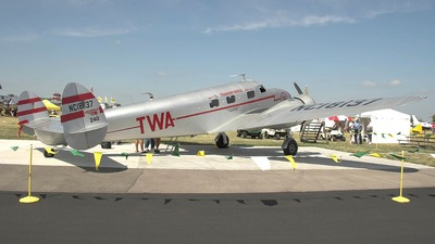 N18137 - Lockheed 12A Electra - Private