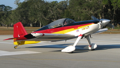 A picture of N6400S - Van's RV4 - [4272/218] - © Kevin Porter