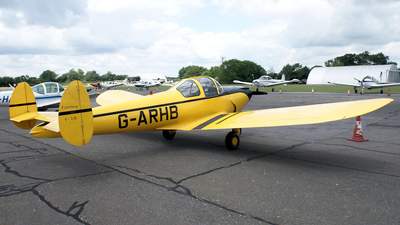 A picture of GARHB - Forney F1A Aircoupe - [5733] - © Chris Globe
