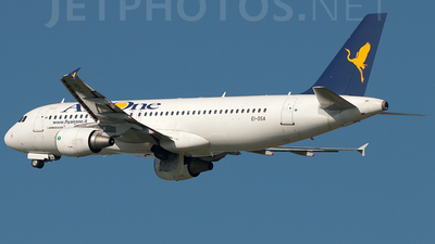 EI-DSA - Airbus A320-216 - Air One