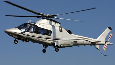 I-EGGG - Agusta 109 Power Elite - Private