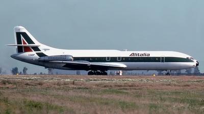 I-DABP - Sud Aviation SE 210 Caravelle VIN - Alitalia