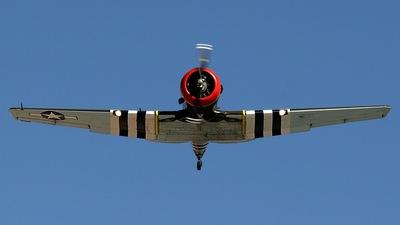 EC-HYY - North American AT-6G Texan - Fundación Aérea de la Comunidad Valenciana