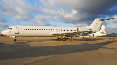 XA-SHL - Fokker 100 - Mexicana Click