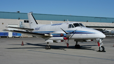 N1924T - Beech 99A Airliner - Ameriflight