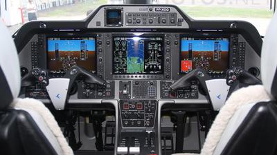 PP-XOQ - Embraer 500 Phenom 100 - Embraer