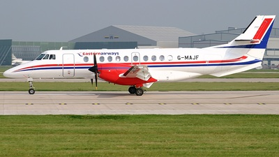 G-MAJF - British Aerospace Jetstream 41 - Eastern Airways