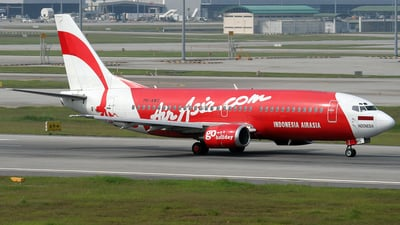 PK-AWG - Boeing 737-3L9 - Indonesia AirAsia