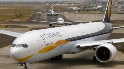VT-JEK - Boeing 777-35RER - Jet Airways