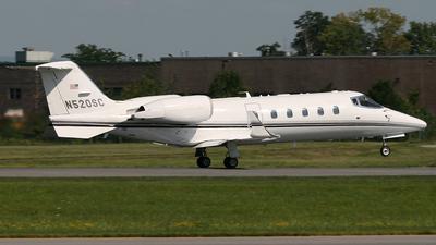 N520SC - Bombardier Learjet 60 - Private