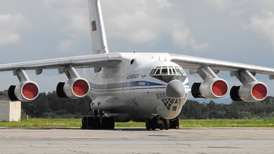 RA-76802 - Ilyushin IL-76MD - Russia - Air Force