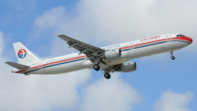 B-2419 - Airbus A321-211 - China Eastern Airlines
