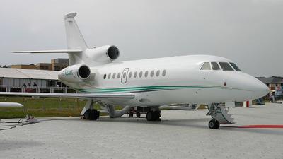 F-GSMT - Dassault Falcon 900EX - Dassault Aviation