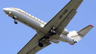 UR-CAR - Yakovlev Yak-40 - ISD Avia Aircompany