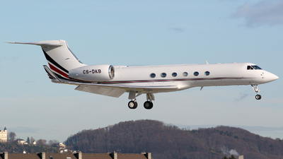 CS-DKB - Gulfstream G-V - NetJets Europe