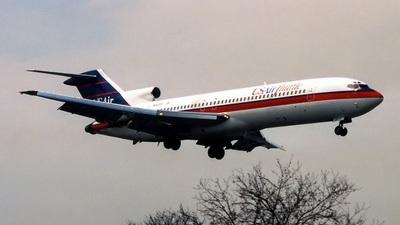 N913TS - Boeing 727-254 - USAir Shuttle