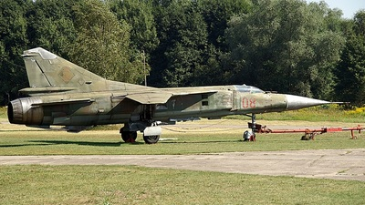 08 - Mikoyan-Gurevich MiG-23 Flogger - Germany - Air Force