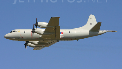 312 - Lockheed P-3C Orion - Netherlands - Navy