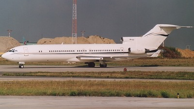 P4-JLI - Boeing 727-2K5(Adv) - Jetline International