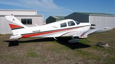 VH-DJA - Piper PA-28-140 Cherokee Cruiser - Private