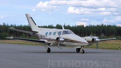 OH-BAR - Beechcraft B60 Duke - Private