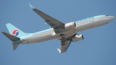 HL7560 - Boeing 737-8B5 - Korean Air