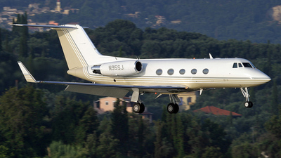 N95SJ - Gulfstream G-IIB - New World Aviation
