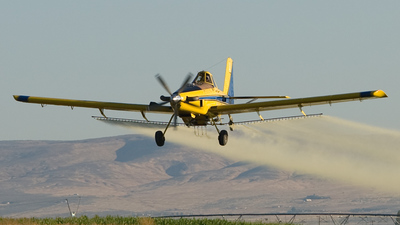 N5111A - Air Tractor AT-602 - Weaver Flying Service