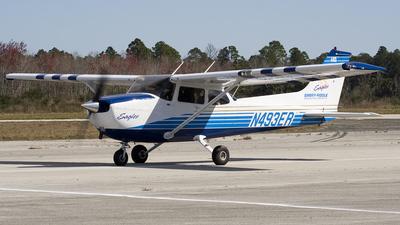 N493ER - Cessna 172S Skyhawk SP - Embry-Riddle Aeronautical University (ERAU)