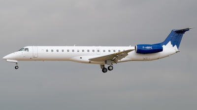 F-HBPE - Embraer ERJ-145LR - Hex'Air