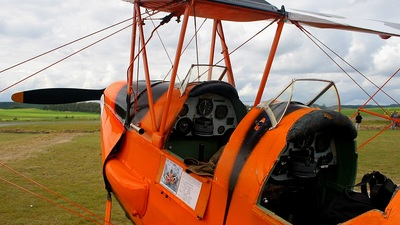 ZK-AIA - De Havilland DH-82 Tiger Moth - Private