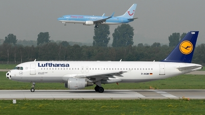 D-AIQM - Airbus A320-211 - Lufthansa