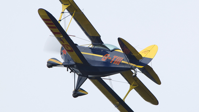 G-TIII - Pitts S-2B Special - Private