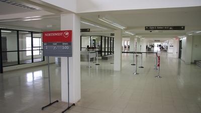 PSPN - Airport - Terminal
