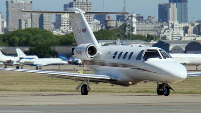 LV-AMB - Cessna 525 CitationJet 1 - Royal Air