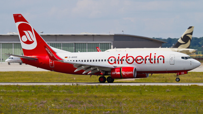 D-AHXD - Boeing 737-7K5 - Air Berlin