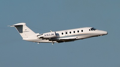 N163JM - Cessna 650 Citation III - Private