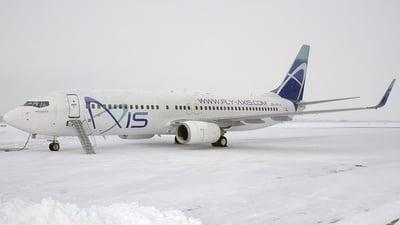 OK-PIK - Boeing 737-86N - New Axis Airways