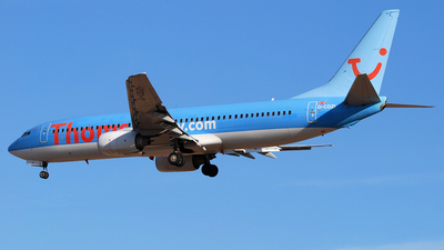 G-CDZI - Boeing 737-804 - Thomson Airways