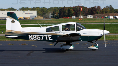 N957TE - Tiger Aircraft AG-5B Tiger - Private