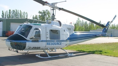 C-FRSR - Bell 204B - Resource Helicopters