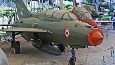 U-2974 - Mikoyan-Gurevich MiG-21U Mongol A - India - Air Force