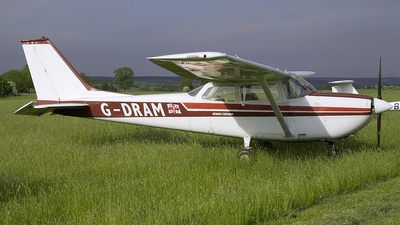 G-DRAM - Reims-Cessna FR172F Reims Rocket - Private