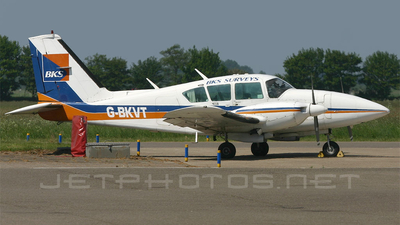 G-BKVT - Piper PA-23-250 Aztec F - Private