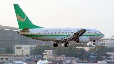 B-2639 - Boeing 737-7W0 - China Yunnan Airlines